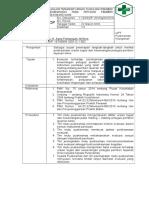 Sop Evaluasi Dan Tindak Lanjut Terhadap Pelaksanaan Uraian Tugas Dan Kewenangan Klinis 193