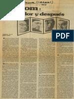 Eloy Martínez - El Boom Esplendor y Después