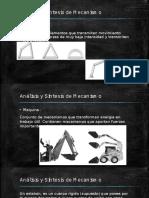Análisis y Síntesis de Mecanismo