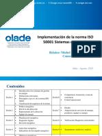 Curso ISO 50001 Olade Sesion 9