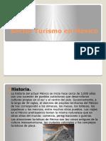 Sector Turismo en México