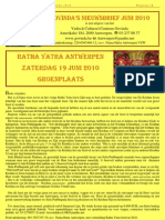 Govinda's E-Nieuwsbrief 2010_06