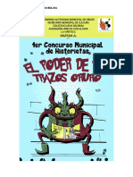 Concurso Historietas Oficial oruro