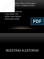 diapositivas muestreo aleatorio