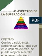 """Los Ocho Aspectos de La Superaciã""""n"""