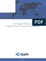 Ripple Protocol - Deep Dive for Financial Professionals