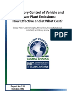Paltsev, S., Karplus, V., Chen, H., Karkatsouli, I., Reilly, J., & Jacoby, H. (2015). Regulatory control of vehicle and power plant emissions How effective and at what cost.pdf