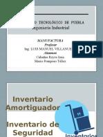 Inventarios y Andon