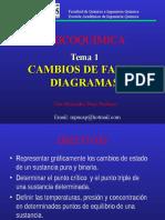 Clase 1-Estabilidad de Fase y Diagramas