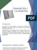 Termometraycalorimetra