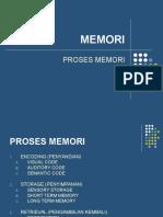 Proses Memori