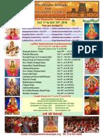 Devi Navarathri 2016