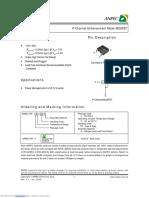 Anpec Electronics Corporation Apm4115pu e9dfa47844