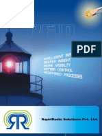RapidRadio Corporate Brochure