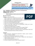 Examen_Introduction au Management des Projets et des Organisations