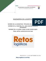 Retos Logísticos en México