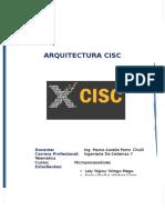 Arquictectura CISC