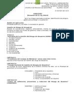 Sinagerd Resumen Ley 29664