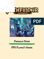Emerald Spire p Fs Players Guide