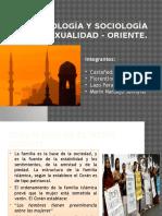 Antropologia y Sociologia de La Sexualidad - Oriente