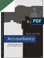 NCERT Class 12 Accountancy Part 1