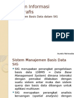 Sistem Informasi Geografis - 10