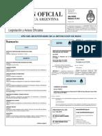 Boletin Oficial 02-06-10 - Primera Seccion