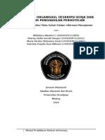 Sistem Informasi Manajemen Perhotelan