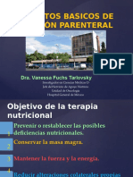 Conceptos Báscos de Nutrición Parenteral 2011