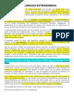 Pcns Línguas Estrangeiras.docx Resumão