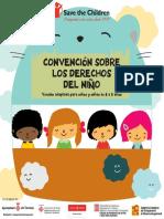 Libro de Save The Children sobre los derechos de los Niños