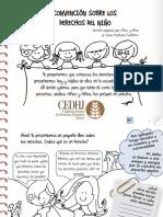 Libro de la CEDHJ sobre los derechos de los niños
