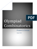 Olympiad Combinatorics