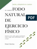 Método Natural de Ejercicio Físico