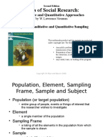 79315_Lecture 6 - Qualitative and Quantitative Sampling
