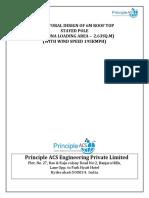 6m Rtp Design Report