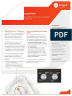 AirTight C 60 Access Point Datasheet