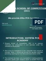 Best Civil services Coaching Institute