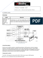 DATA LINK Fault Tracing   Electrical Connector   Electrical Wiring