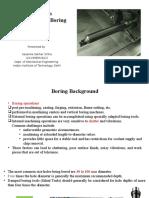 Design of Long Rotating Boring Bars
