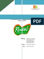Proceso de Capacitación Rendibú