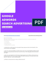 Google Adwords Search Exam by AdCerts
