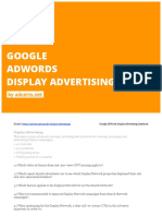 Google Adwords Display Exam by AdCerts