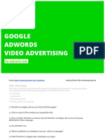 Google Adwords Video Exam by AdCerts
