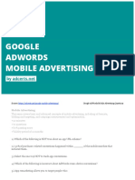 Google Adwords Mobile Exam by AdCerts