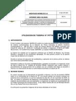 Informe Pitting Tuberia 16 r3