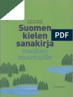 Suomen Kielen Sanakirja Maahanmuuttajaille