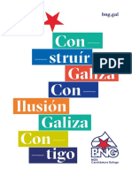 BNG - Nós-Candidatura Galega - Programa Electoral Eleccións Galegas 2016