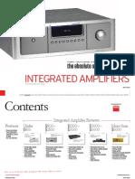 TAS BG Integrated Amps 2010