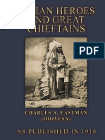 Indian Heroes and Great Chieftains Sample